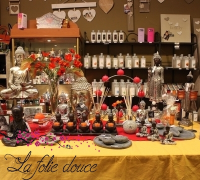 La Folie Douce  - Boutique « La folie douce »